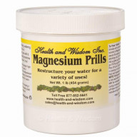 Magnesium Prills ~ Lasts for years! - 523001