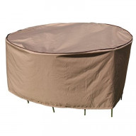 TrueShade Plus Round Table and Chair Set Cover-Large