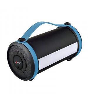 Axess Multimedia Bluetooth Speaker-Blue