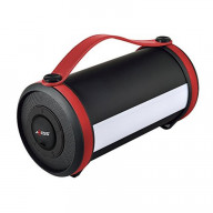Axess Multimedia Bluetooth Speaker-Red