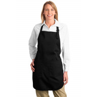 Port Authority 174 Full-Length Apron with Pockets. A500