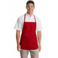 Port Authority 174 Medium-Length Apron. A525