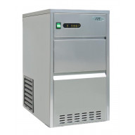 44 lbs Automatic Stainless Steel Ice Maker
