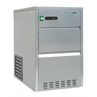 66 lbs Automatic Stainless Steel Ice Maker
