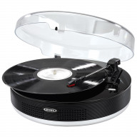 3-Speed Stereo Turntable with Bluetooth