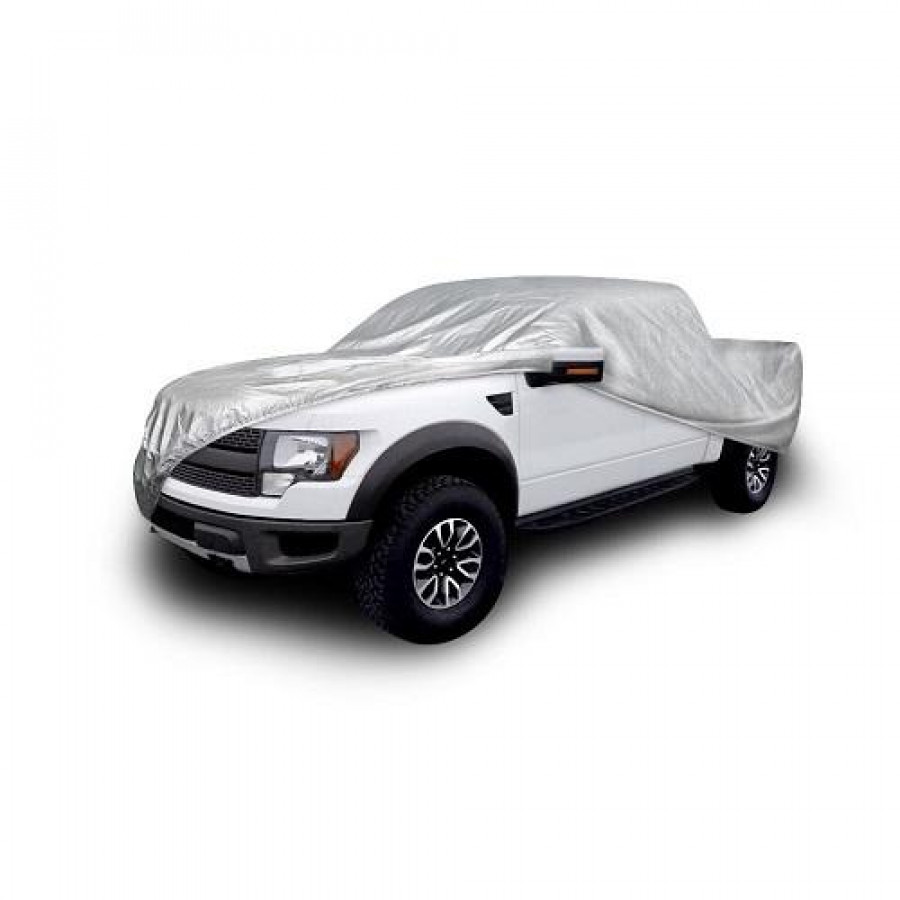 21' Full Size Pick Up Cover - Crew Cab w/Short Bed
