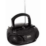 PORTABLE BOOMBOX, CD,AM/ FM, USB SD