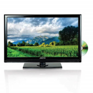 TVD1801-15 15.6 High-Definition LED TV with DVD Player