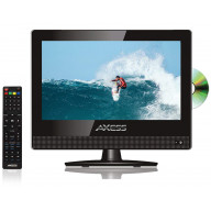 15.6-Inch LED HDTV, Includes AC/DC TV, DVD Player, HDMI/SD/USB Inputs
