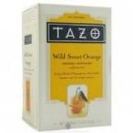 Tazo Tea Herbal Wild Sweet Orange Tea (6x20 Bag)
