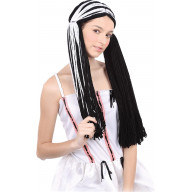 Rag Doll- One Size Fits Most/ BLACK/WHITE