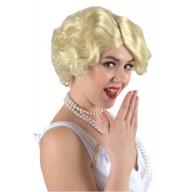 Wavy Marilyn- One Size Fits Most/ BLONDE