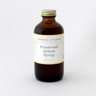 Preserved Lemon Syrup - 8oz (12 pk)