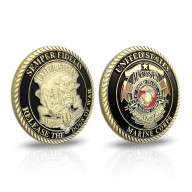United States Marine Corps Commemorative Gold Coin