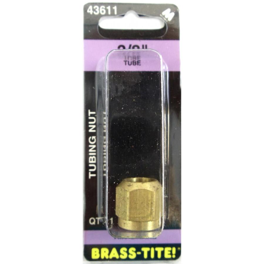 BRASS-TITE AIR BRAKE BRASS 3/8