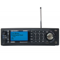 UNIDEN 25,000 CHANNEL NARROW BAND MOBILE/BASE SCANNER WITH 12 SERVICE SEARCHES, TRUNK TRACKER V & GPS CAPABLE
