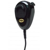 ROADPRO - PS-3004 PLATINUM SERIES PROFESSIONAL 4 PIN BLACK NOISE CANCELLING DYNAMIC MICROPHONE WITH TOP PUSH BUTTON & 9' COILED CORD