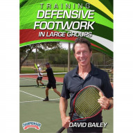 TRAINING DEFENSIVE FOOTWORK IN LARGE GROUPS (BAILEY)
