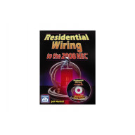 Residential Wiring to the 2008 NEC Book with CD + eBook (PDF)