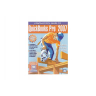 Contractor's Guide to QuickBooks Pro 2007 Book+CD, PDF & Software Download