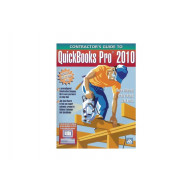 Contractor's Guide to QuickBooks Pro 2010 Book+CD, PDF & Software Download