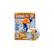 Contractor's Guide to QuickBooks Pro 2001 Book with CD-ROM