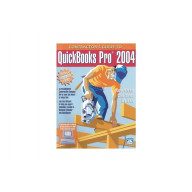 Contractor's Guide to QuickBooks Pro 2004 Book with CD-ROM
