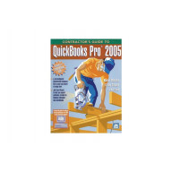 Contractor's Guide to QuickBooks Pro 2005 Book with CD-ROM