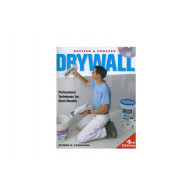 Drywall Revised & Updated, 4th Edition With DVD
