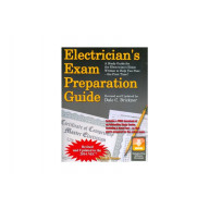 Electrician's Exam Preparation Guide to the 2014 NEC Book + eBook (PDF)