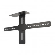 Video conferencing shelf accessory
