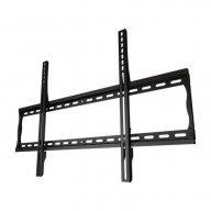 Universal flat wall mount for 37 to 90 flat panel screens