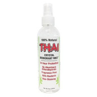 THAI Crystal Deodorant Mist Spray, 8 fl oz