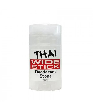 THAI Crystal Deodorant Wide Stick 80gm