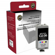 CIG Remanufactured Color Ink Tank (Alternative for Canon 1511B002 CLI-36) (249 Yield)