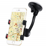 Universal Windshield/Dashboard Car Mount with strong suction cup [STS022]