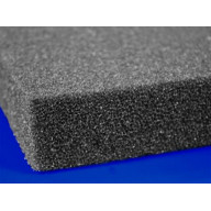 Speaker / Filter Foam (30 PPI) - 1/2 - Full Sheet 72 x 48