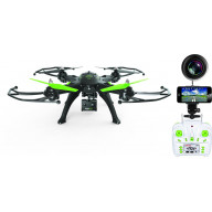 Pioneer Drone With GPS For Auto Map Positioning, Wifi FPV, Altitude Hold, 1 Touch Return