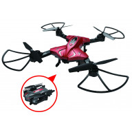Foldable RC Drone w/Hi Res Camera and Altitude Hold Function