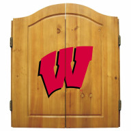 University of Wisconsin Dart Cabinet Set
