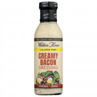 WALDEN FARMS, DRSSNG CF CRMY BACON, 12 OZ, (Pack of 6)