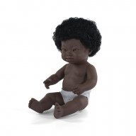 DS Baby Doll African Girl 15