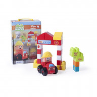 Super Blocks - Fire Station