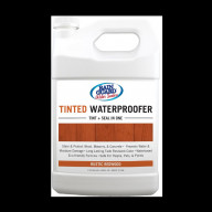Tinted Waterproofer Rustic Redwood 1 Gallon