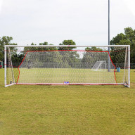 PK Pro - (1) Large Net Used for Penalty Kick Practice, Bungee w/Hooks & Carry Bag