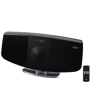 Bluetooth Wall Mountable Music System with CD