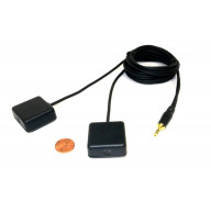 Professional Miniature Ultra-High Sensitivity Boundary Microphones, Stereo - Made in USA
