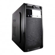 TP-2001BB-550 ATX/mATX Med Tower Case With 550W Power Supply