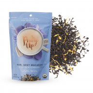 Earl Grey Macaron Loose Leaf Tea Pouch by Pinky Up