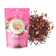Hibiscus Rosehip Loose Leaf Tea Pouch by Pinky Up